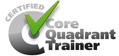 Certified Core Quadrant Trainer